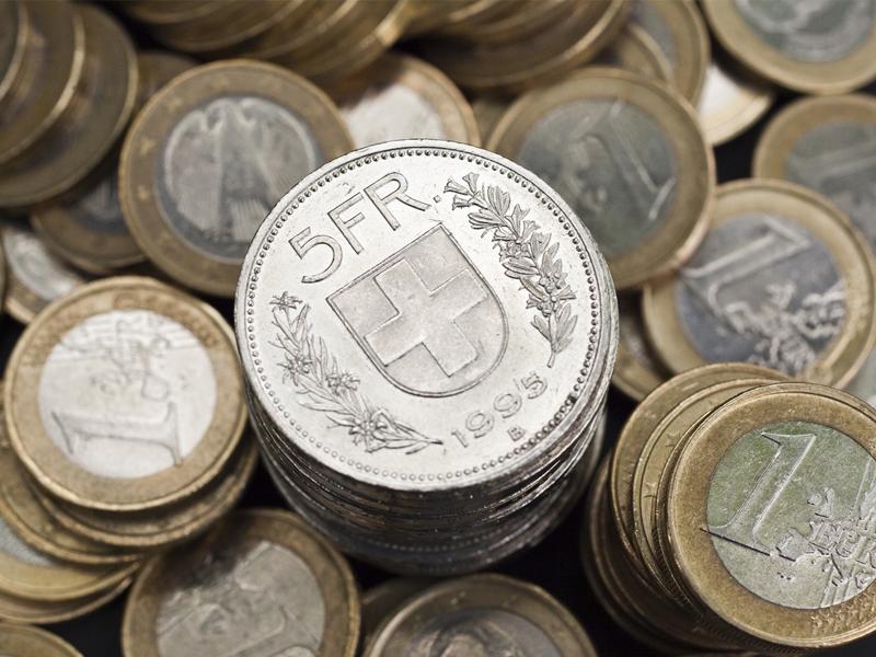 Le Franc Suisse Est Il Condamne A S Apprecier Allnews